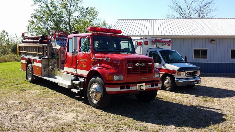 Almond Fire Department
