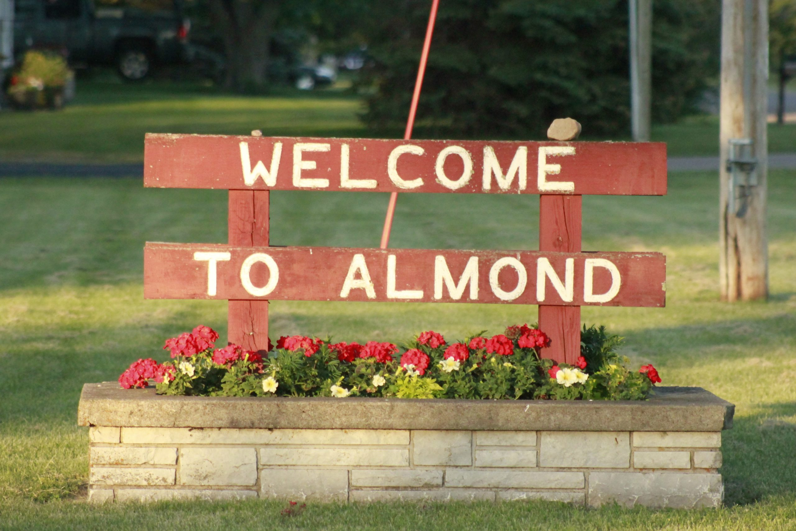 Logo for Village of Almond